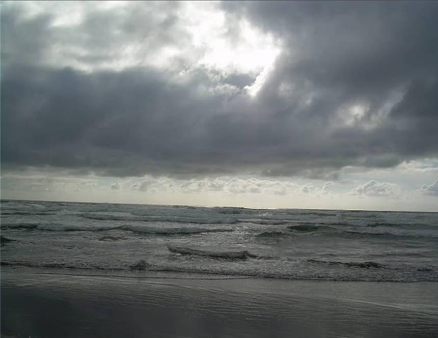 Ocean from Mercy