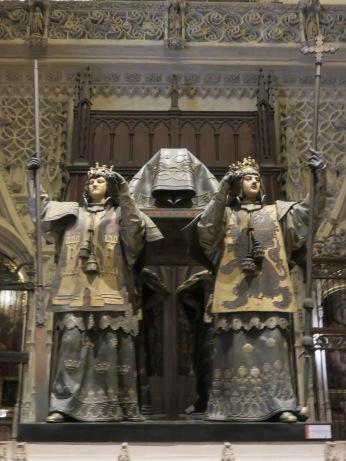 Seville.Spain7 Tomb of Columbus