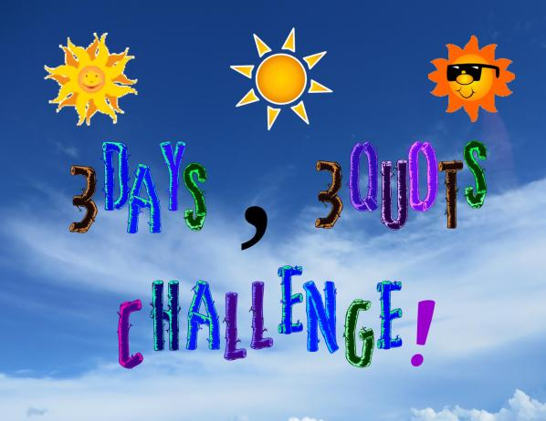 3-days-3-qotes-challenge
