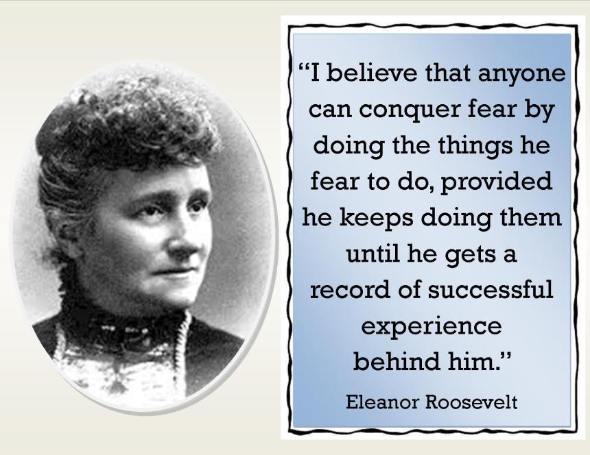 Elainor Roosevelt
