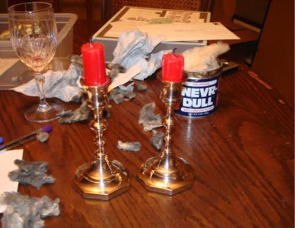 candle stands 2