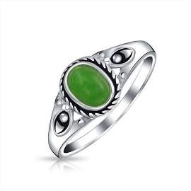dyed jade ring $25.99