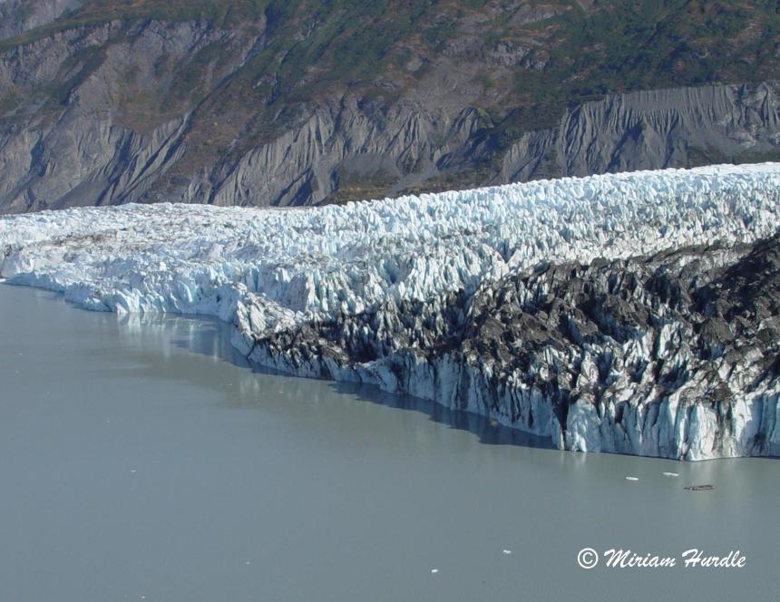 Jagged glacier 1