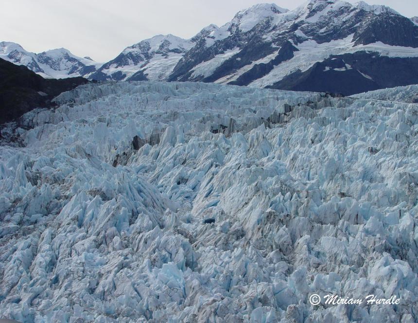 Jagged glacier 2