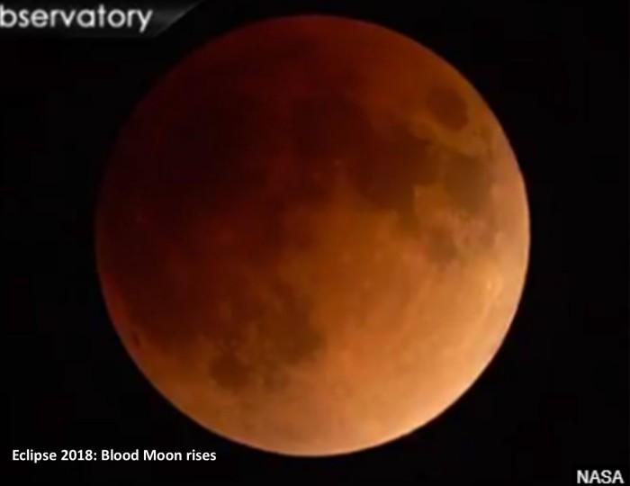 Super blue blood moon 4