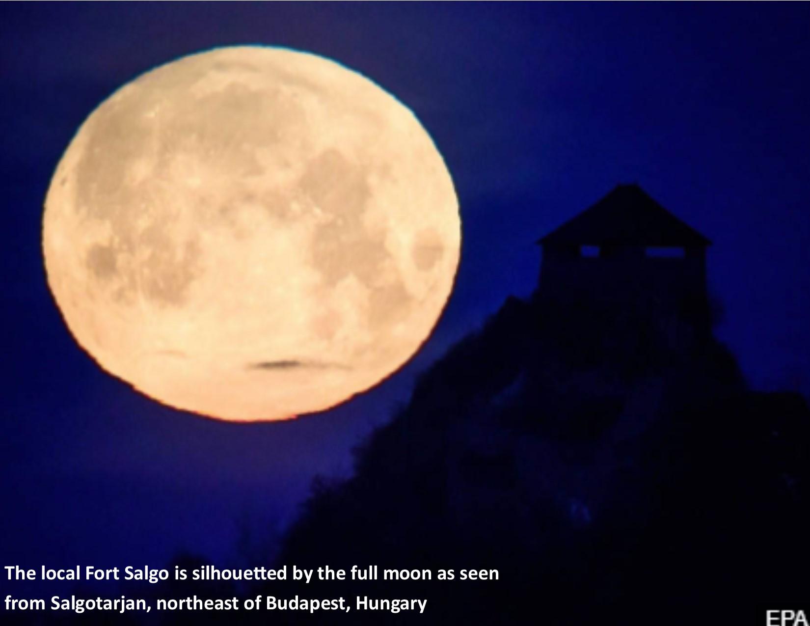Super blue blood moon 6