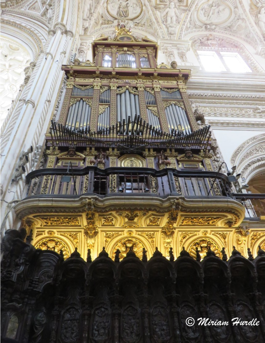 Cathedral in Cordoba.Spain 1