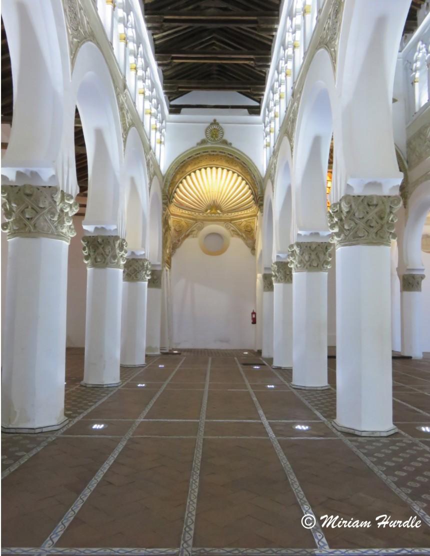 Church of Santa María la Blanca Toledo 1
