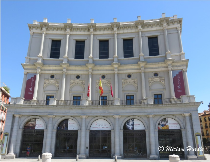 opera house Madrid 1