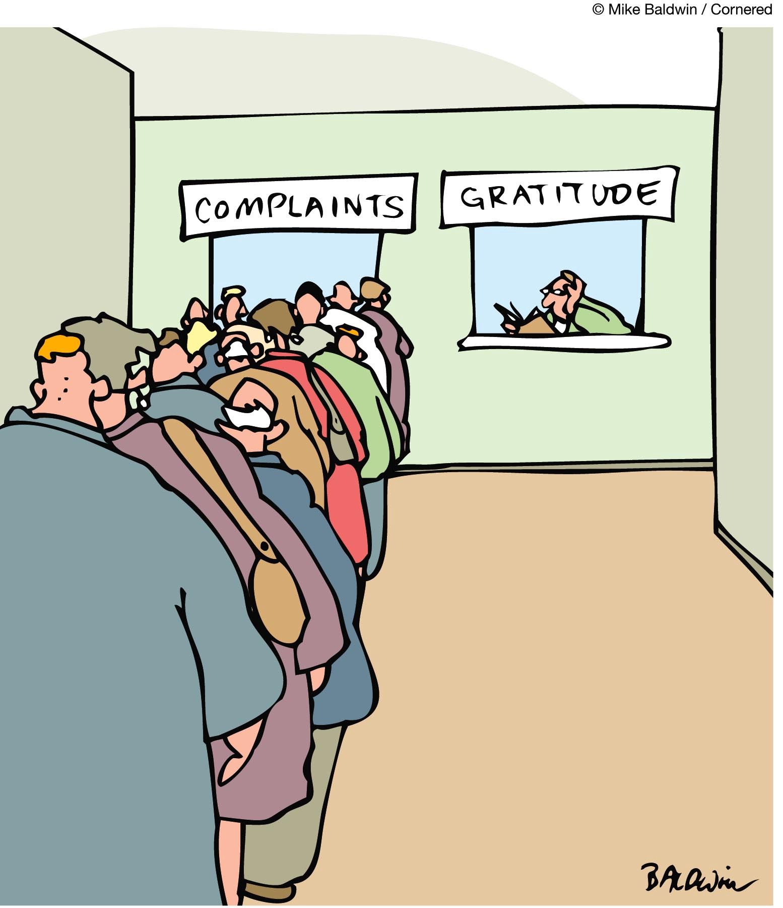 Image result for gratitude being