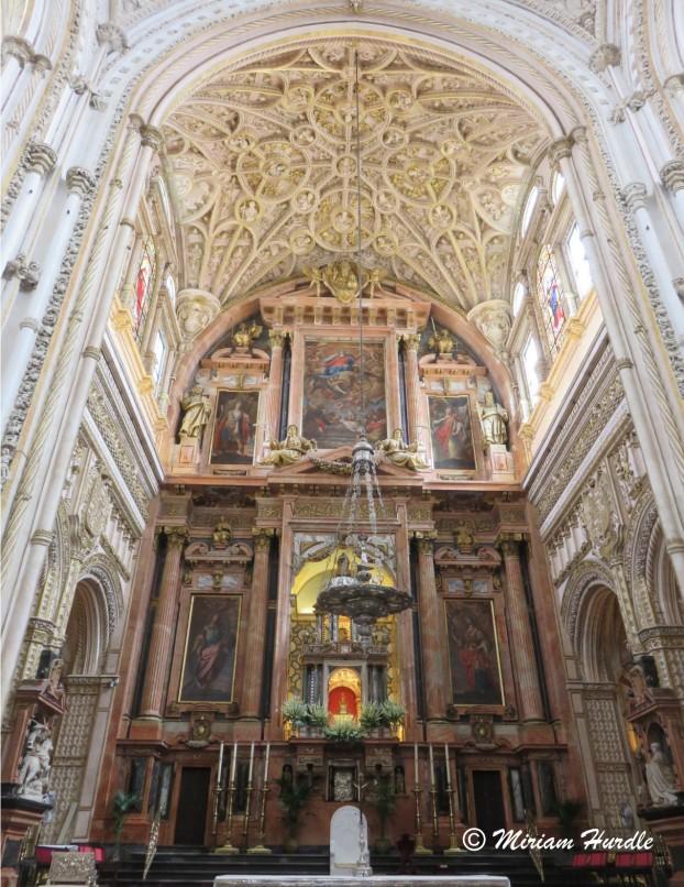 6. Mosque of Córdoba Capilla Major