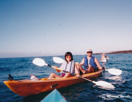 7.honeymoon kayaking