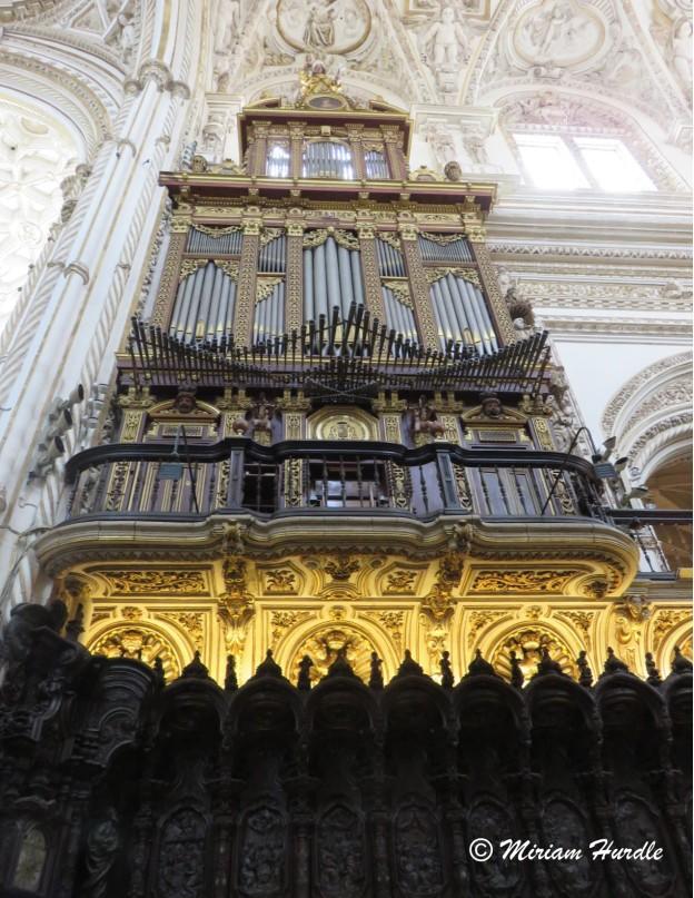 7. Mosque of Córdoba