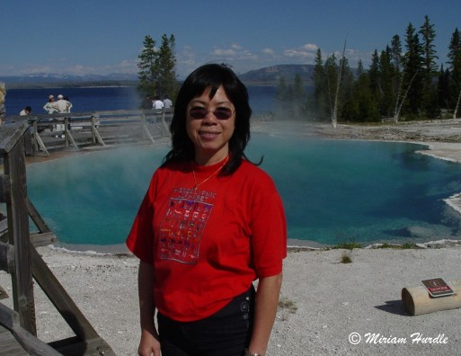 Hot Springs, Yellowstone, U.S.