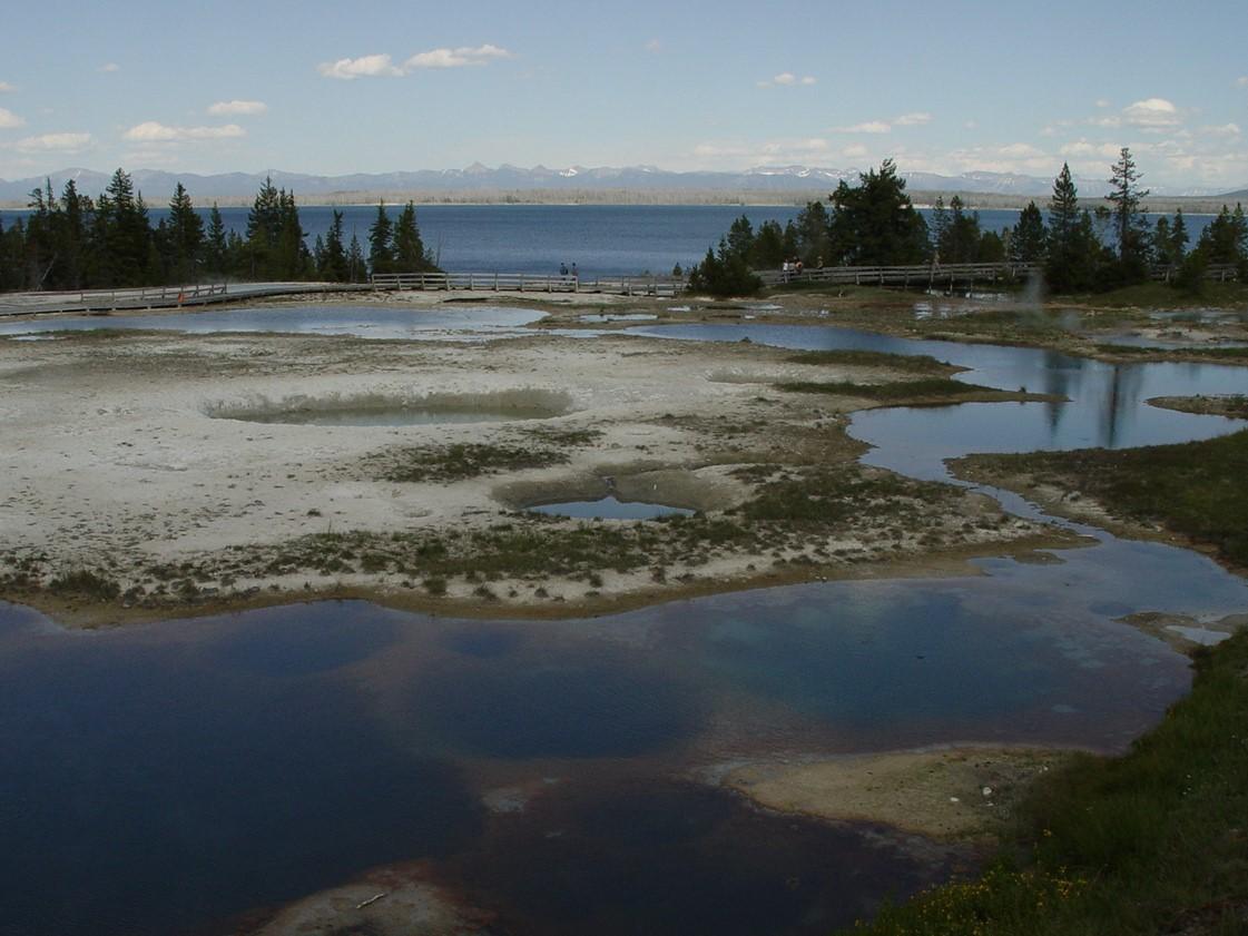 2.Yellowstone