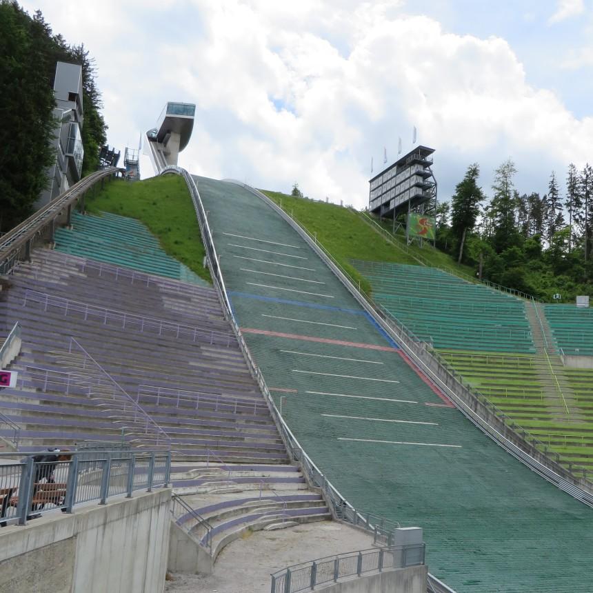 5.Bergisel ski jump stadium, Olympic site, Innsbruck, Austria