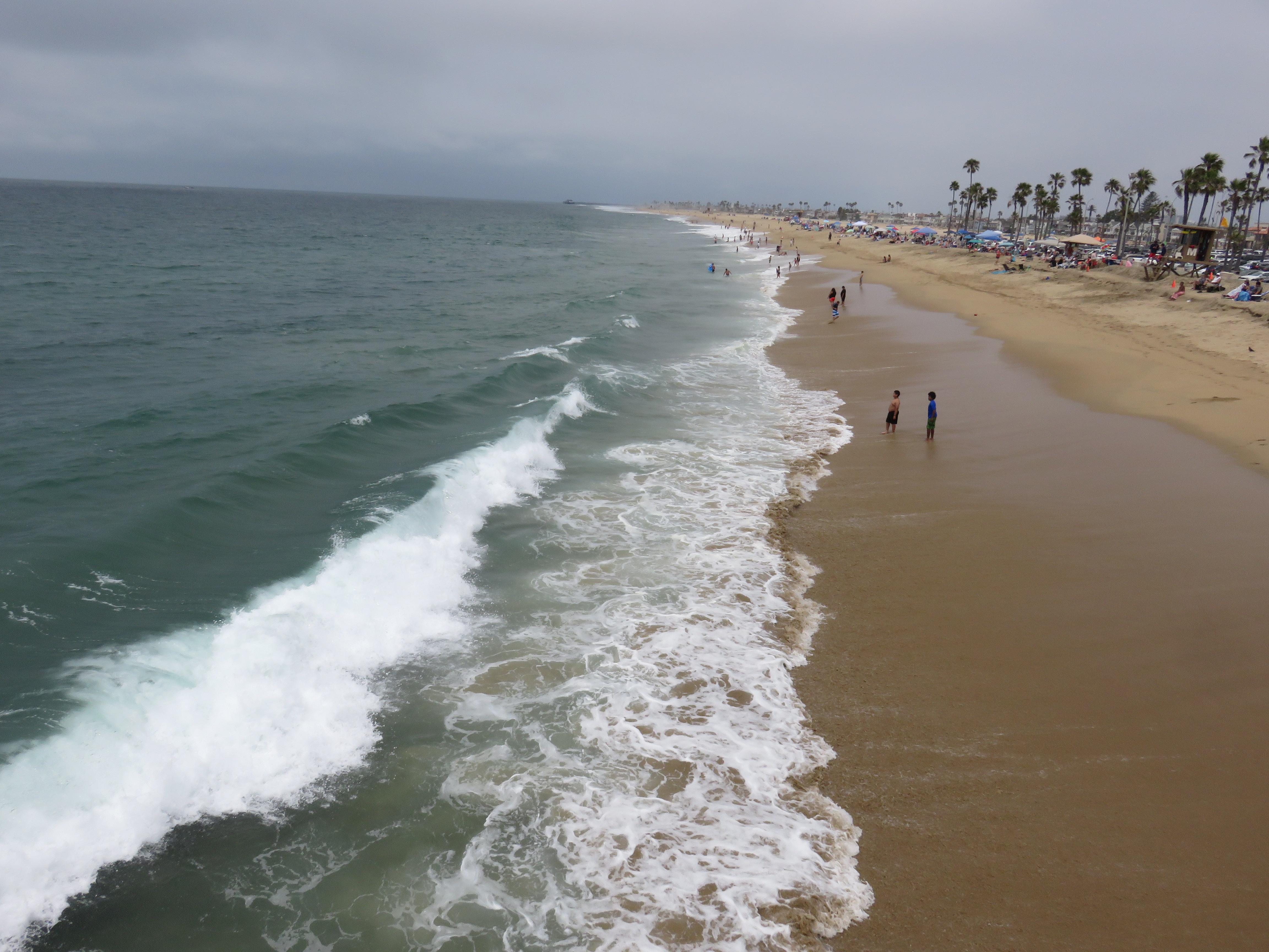 8.Huntington Beach