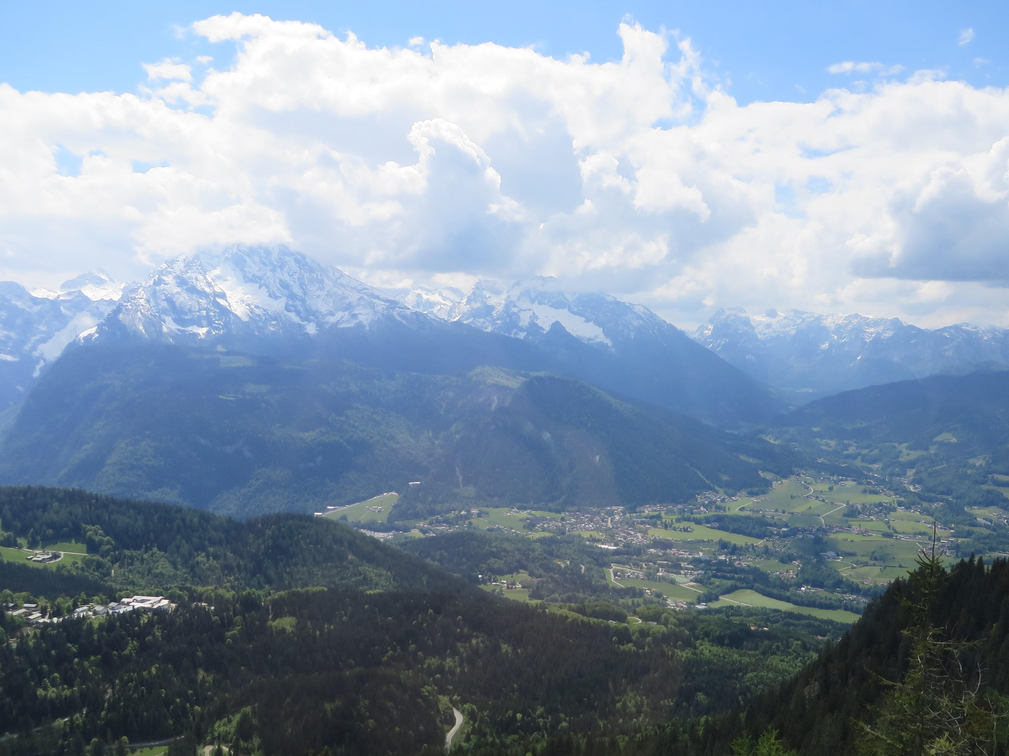 Bavarian Alps.Germany