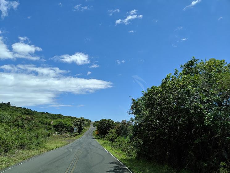 Haleakalā East Mai Volcano