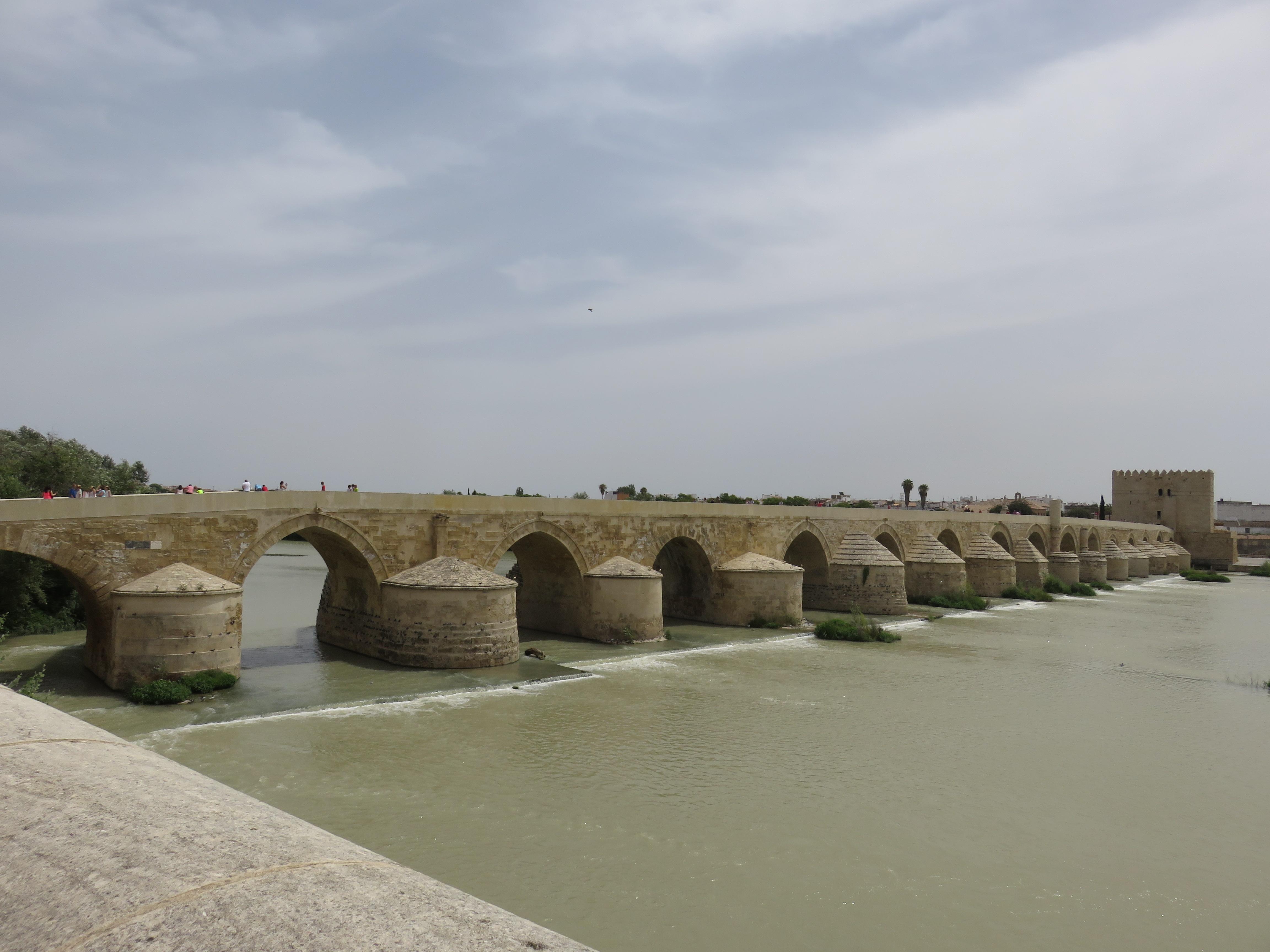 IMG_7158 Catheral & Roman Bridge, Cordoba