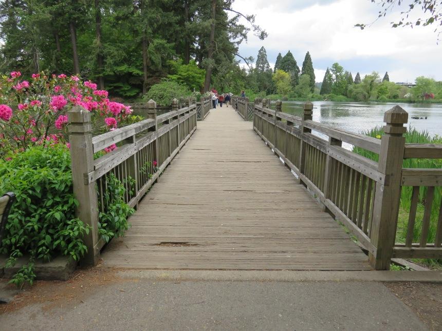 Rhododendron Garden, Portland, OR
