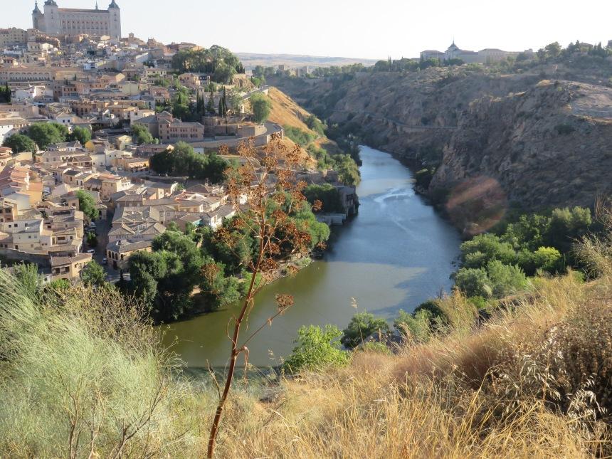 5.Tagus River, Toledo, Spain 2016