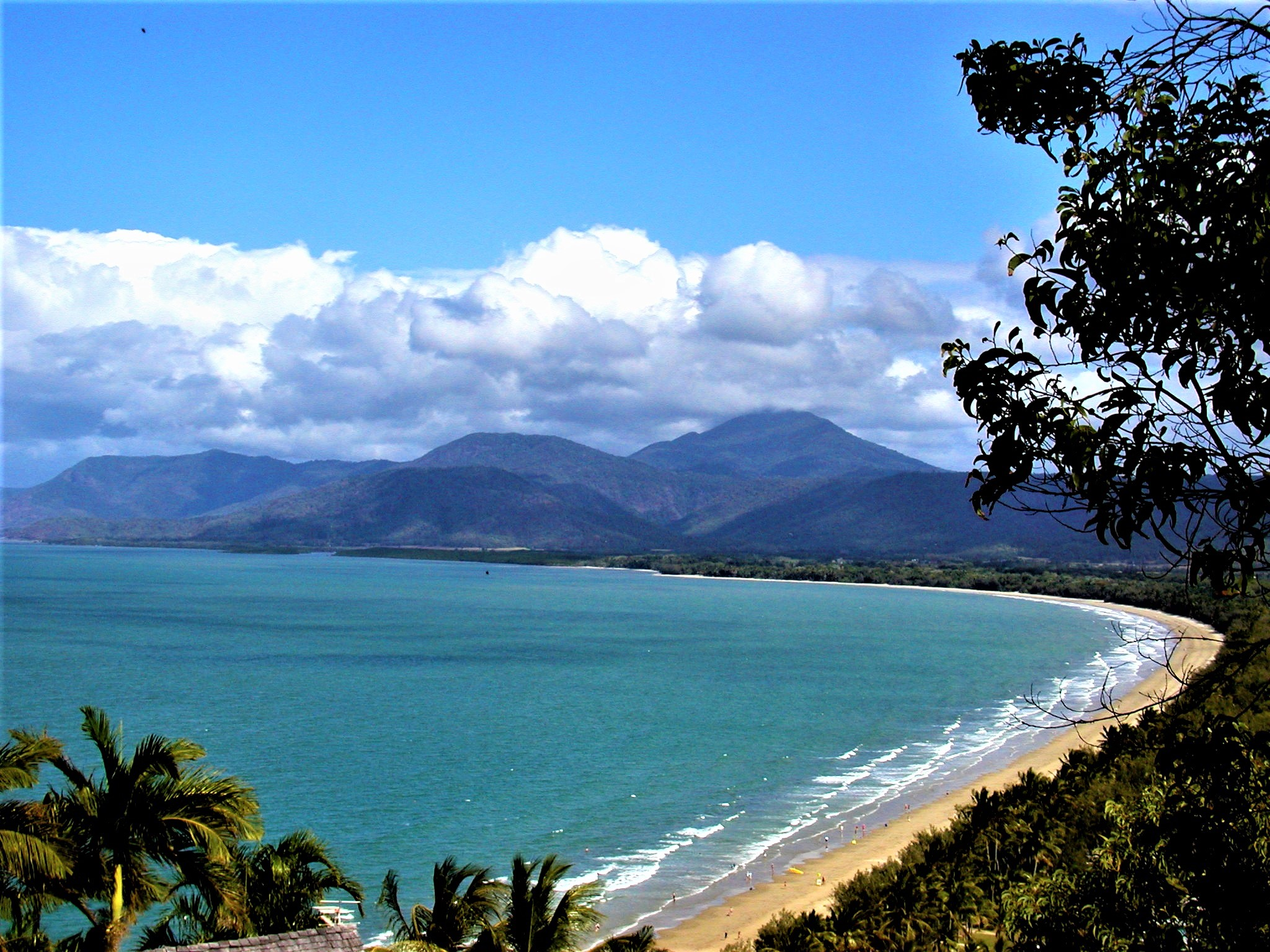 Four Miles Beach Port Douglas, AU