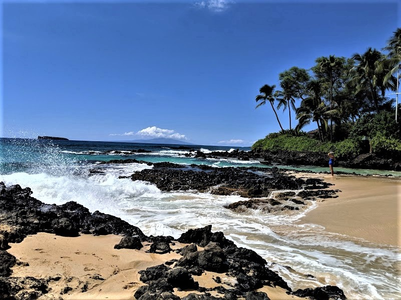 Maui Makena Beach1a