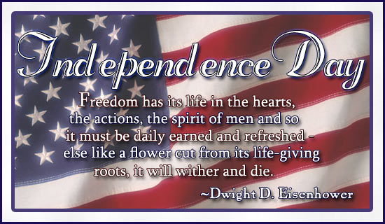 A Vet's Guide To Life: Happy Independence Day